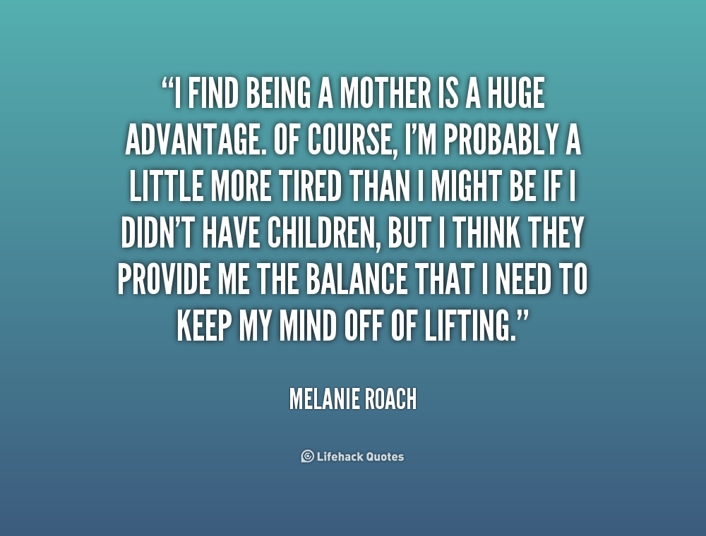 Unselfish mother quotes quotesgram for Sayings about being a mom