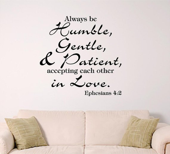 Love Each Other Religious: The Bible Being Humble Quotes. QuotesGram