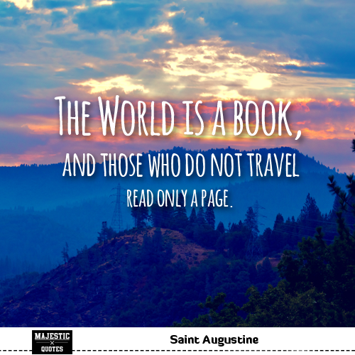 Top 10 Travel Quotes: Inspirational Quotes About Travel. QuotesGram