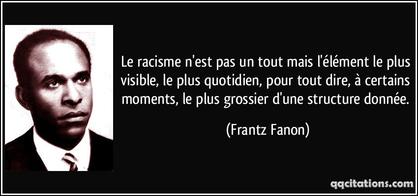 frantz fanon and the need for violence Frantz fanon: the wretched of the earth  violence in the international  part1-master class on frantz fanon with prof lewis gordon mar 17 .