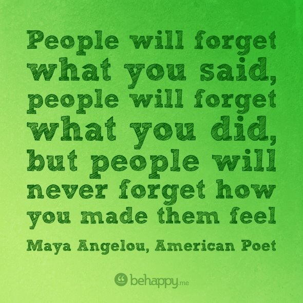 maya angelou quotes on kindness quotesgram