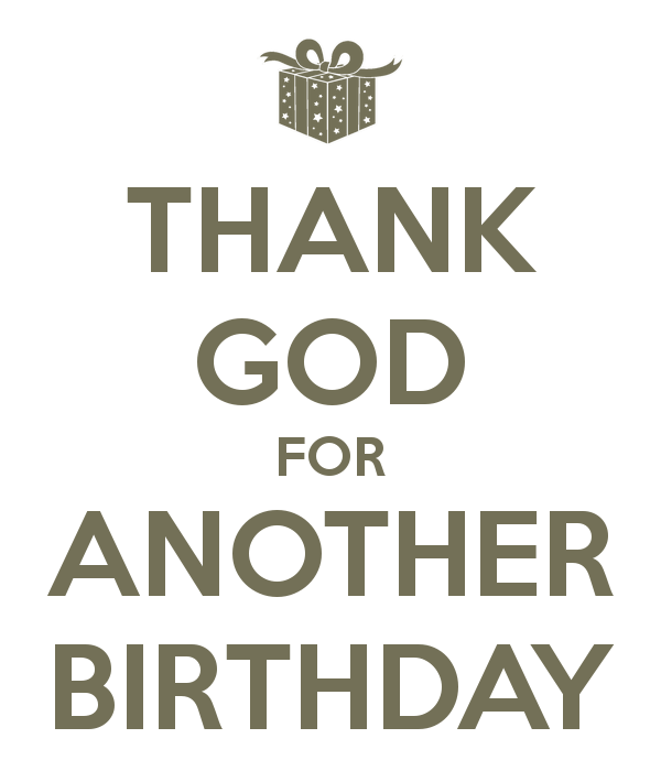 Birthday Quotes Thanking God. QuotesGram