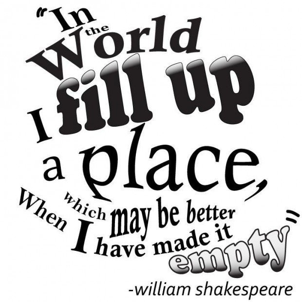 Quotes About Love: Famous Shakespeare Quotes. QuotesGram