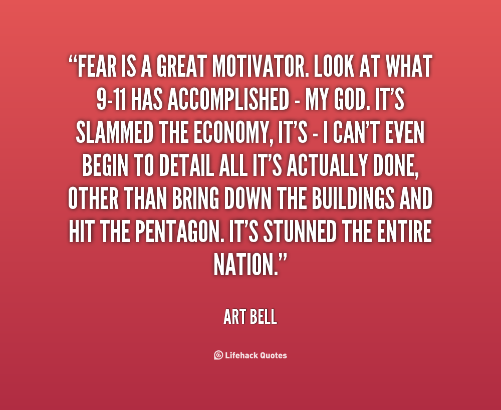 Famous Quotes About Fear. QuotesGram