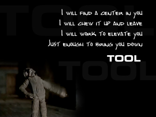 Best Tool Band Quotes. QuotesGram