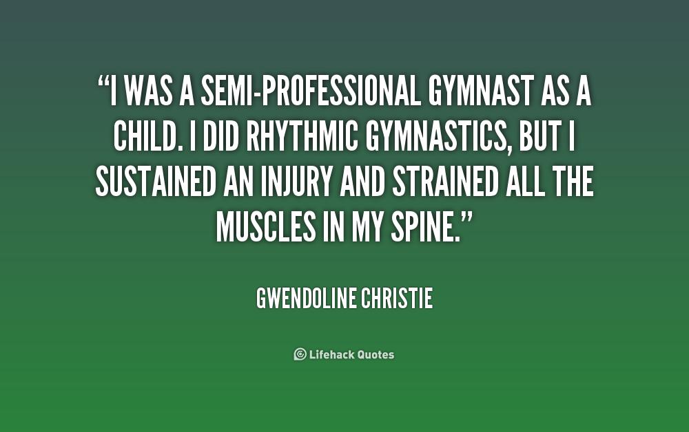 Rhythmic Gymnastics Quotes. QuotesGram