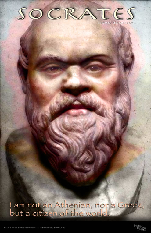 """meaning of life and socrates Socrates lived in athens greece his entire life (469-399 bc), cajoling his fellow citizens to think hard about questions of truth and justice, convinced as he was that """"the unexamined life is not worth living."""