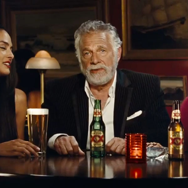The Most Interesting Man Quotes: New Dos Equis Commercial Quotes. QuotesGram