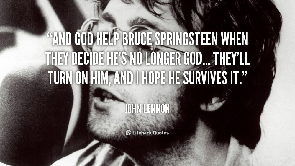 Bruce Springsteen Song Quotes. QuotesGram