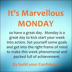 Marvelous Monday Images And Quotes Quotesgram
