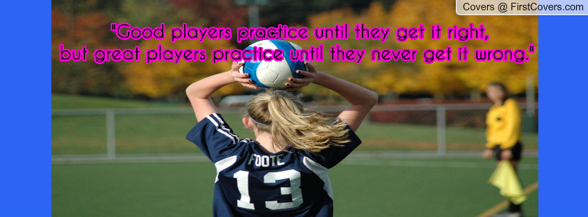 Soccer quotes facebook covers