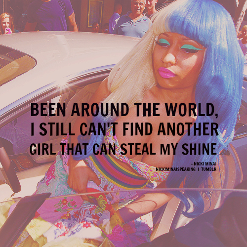Nicki Minaj Dope Quotes. QuotesGram