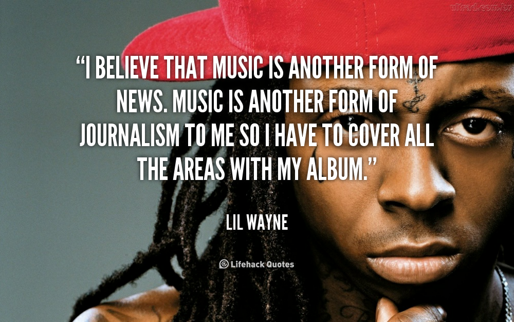 New Lil Wayne Quotes. QuotesGram