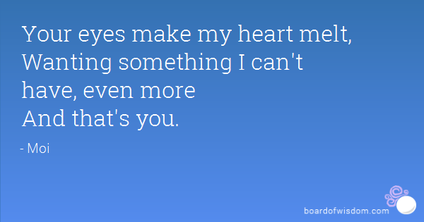 Matters Of The Heart Quotes Quotesgram: You Melt My Heart Quotes. QuotesGram