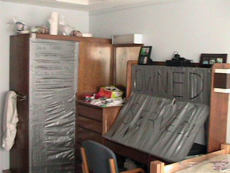Dorm Room Prank Wars