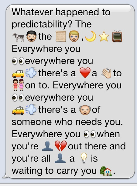 Quote Of The Day About Emojis: Quotes About Relationship Paragraphs Emojis. QuotesGram