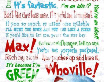Jim Carrey Grinch Movie Quotes. QuotesGram