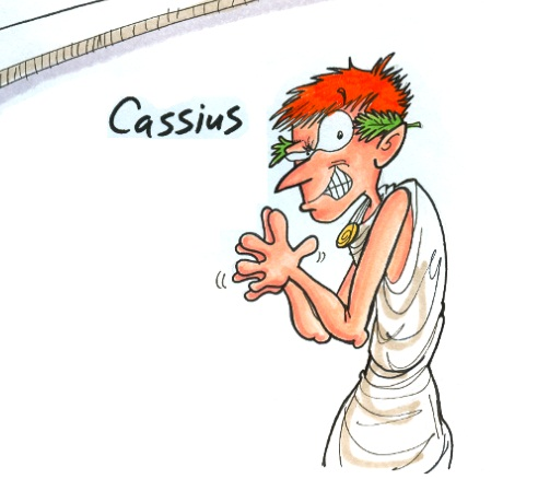analysis of cassius from julius caesar The tragedy of julius caesar is one of shakespeare's most popular plays it is  about the betrayal of julius caesar by two of his closest friends.