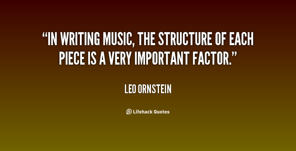 importance of music essay A list of exciting persuasive essay topics on music  therapists need to learn  the importance of music and musical healing to help improve the condition of the .