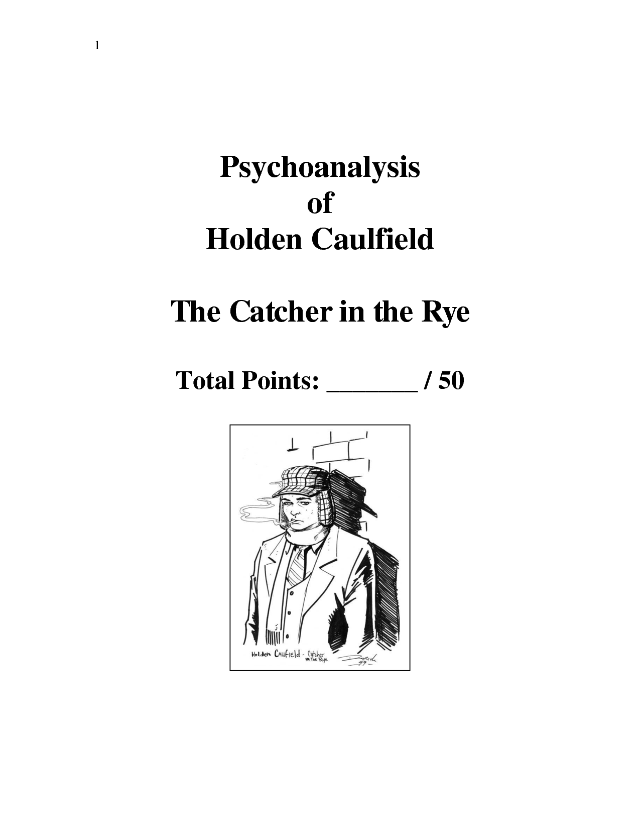 the loneliness of holden caulfield in the catcher in the rye Holden caulfield, the catcher in the rye, a rebel, a misfit his despise of fakeness causes his resistance of growing into a more mature person, with the lack of ability to interact with other.