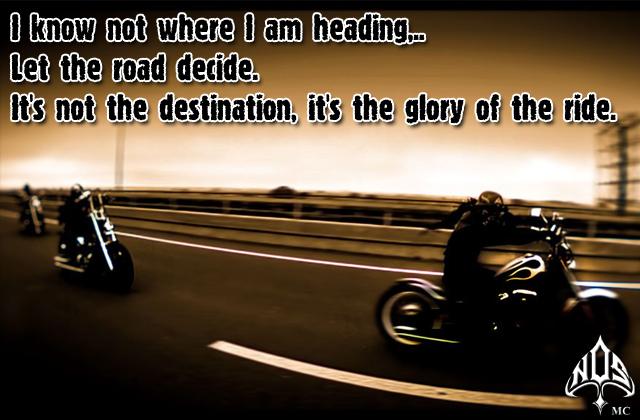 Motorcycle Wisdom Quotes Quotesgram