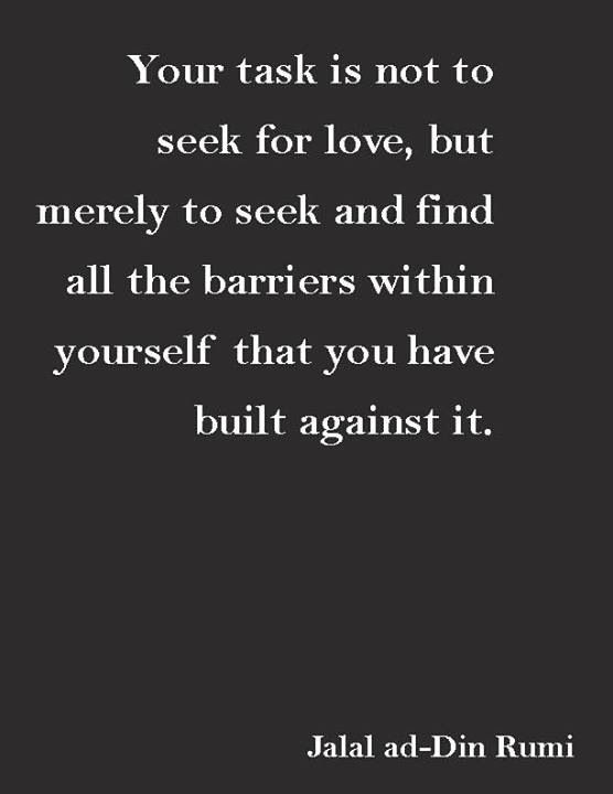 Breaking Down Barriers Quotes. QuotesGram
