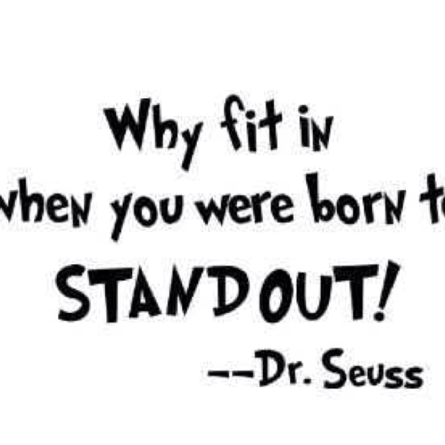 Quotes About Someone Being Special To You: Dr Seuss Quotes About People. QuotesGram