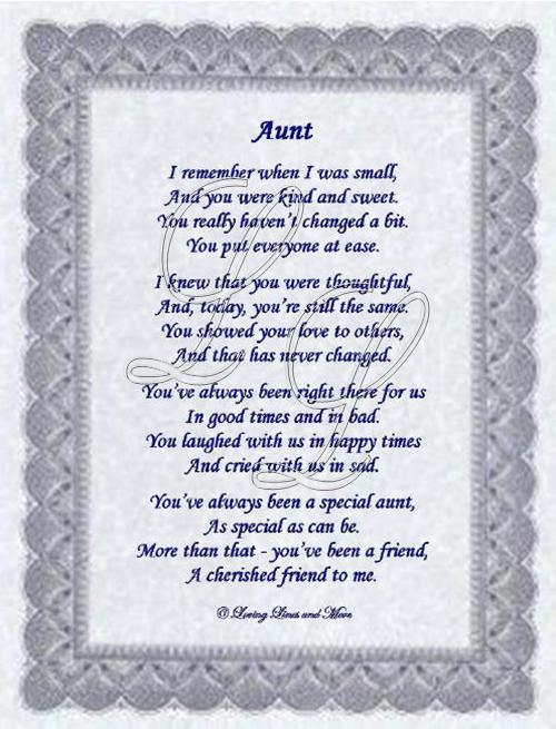 Special Aunt Birthday Quotes Quotesgram