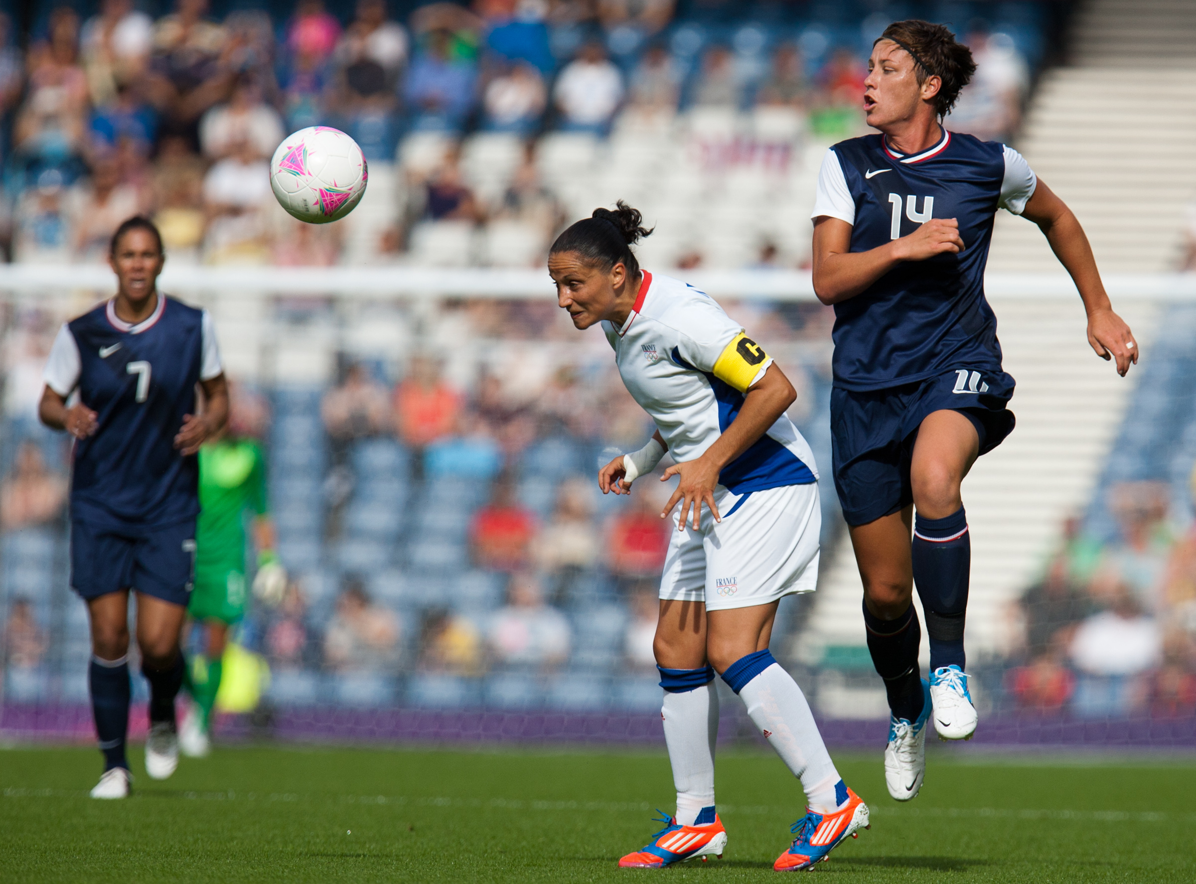 Abby wambach soccer quotes