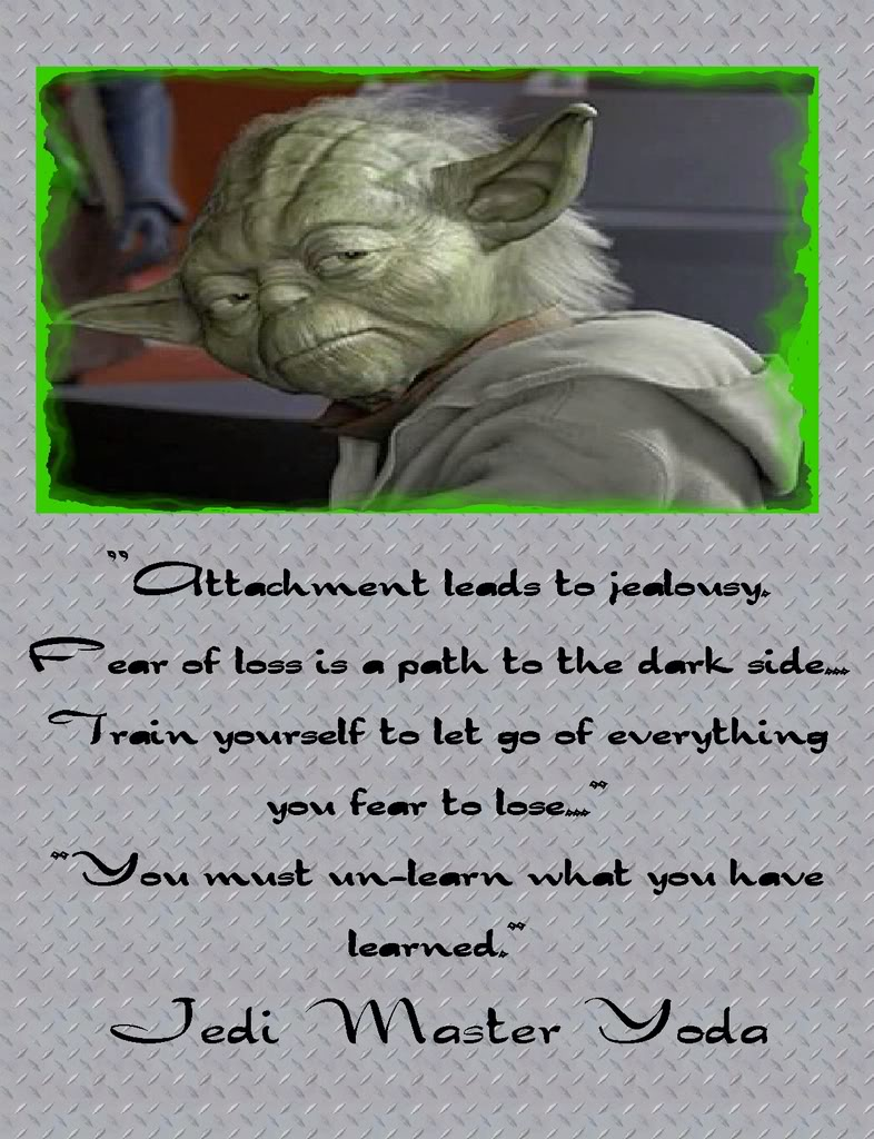 Yoda Quotes Poster Quotesgram