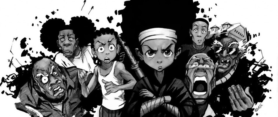 From The Boondocks Stinkmeaner Quotes Quotesgram