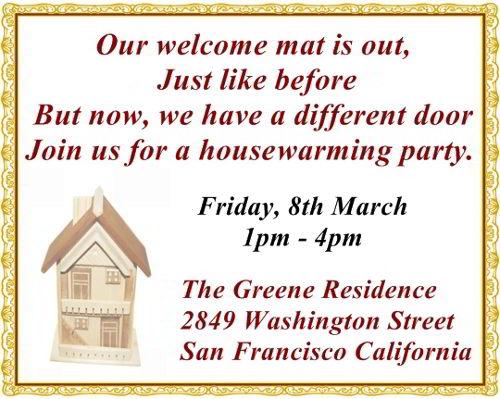 Housewarming Invitation Quotes Quotesgram