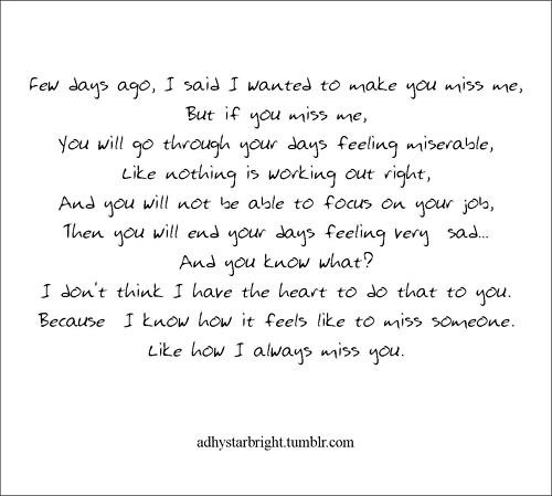 Will Be Missing You Quotes: Will You Miss Me Quotes. QuotesGram