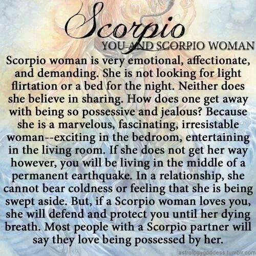 Scorpio Man And Cancer Woman In Bed