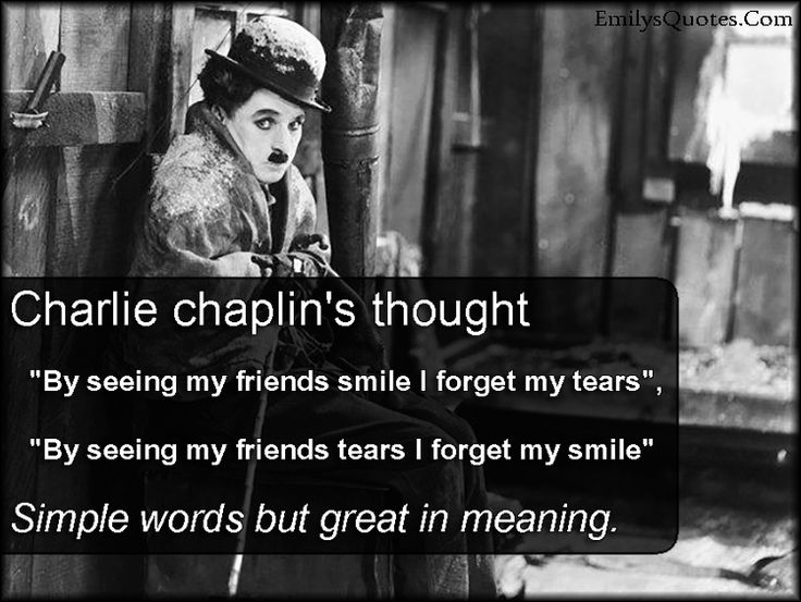 Charlie Chaplin Quotes And Meaning. QuotesGram