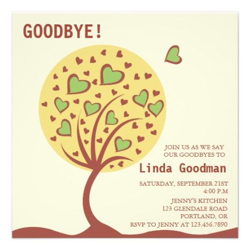 Job Quotes Farewell Invitation. QuotesGram