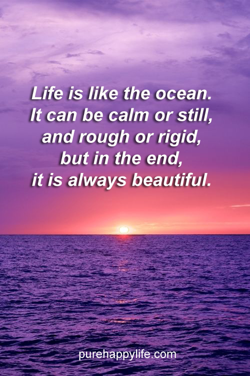 Life Is Like The Ocean Essay - image 7