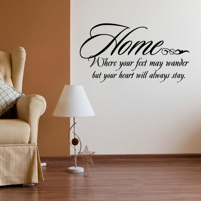 Inspirational Vinyl Wall Quotes Quotesgram