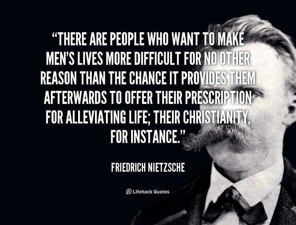 Nietzsche Quotes: Nietzsche On Christianity Quotes. QuotesGram