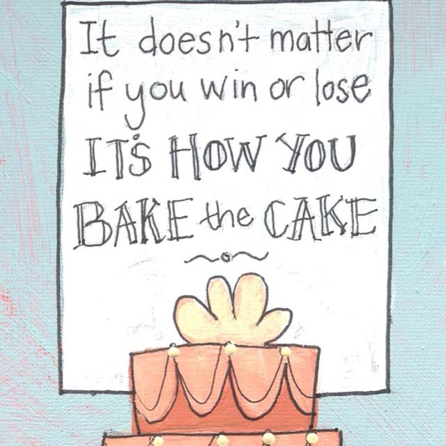 Cake Decorating Quotes. QuotesGram