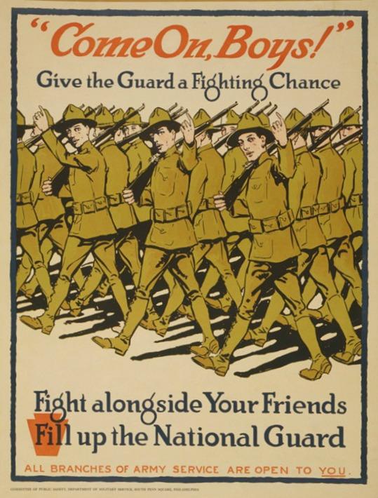 World War 1 John Bull Recruitment  Poster A3 A2 Print