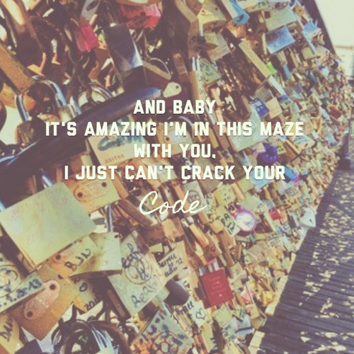 Love Lock Paris Quotes. QuotesGram