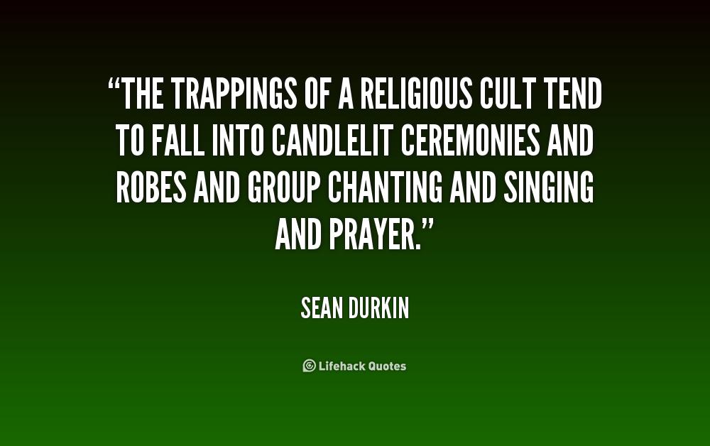 Religious cult movie
