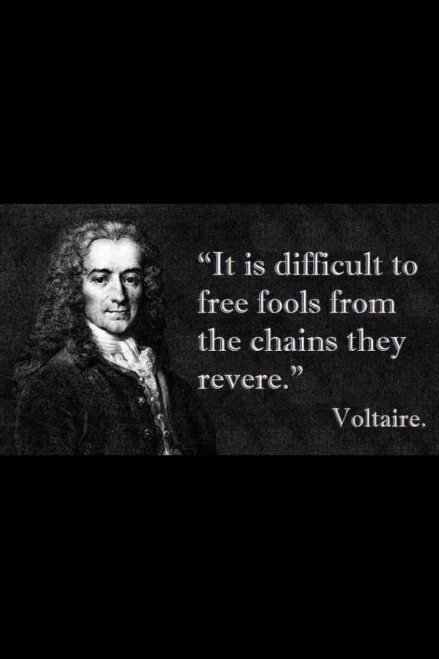 Voltaire Quotes Philosophy Quotesgram
