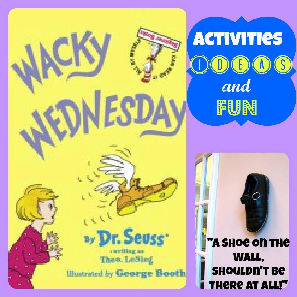 Wacky Wednesday Dr Seuss Quotes Wacky Wednesday Dr Seu...