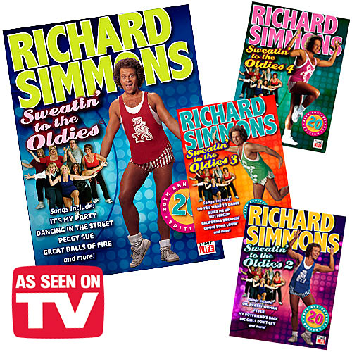 Fitness Dvd For Very Unfit: Richard Simmons Workout Quotes. QuotesGram