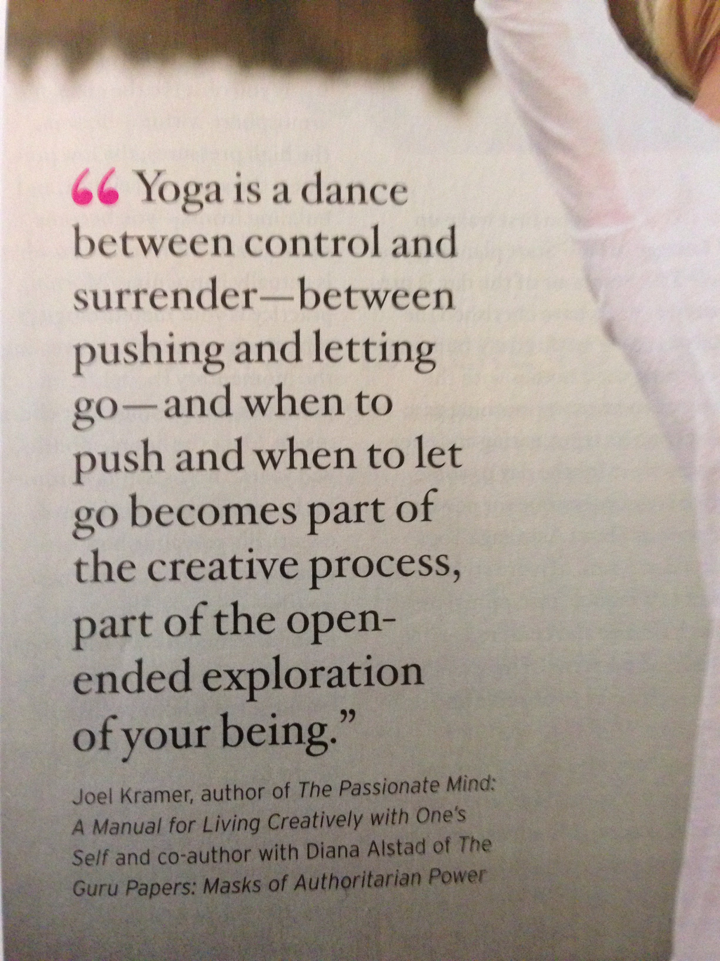 yoga quotes about balance - photo #15