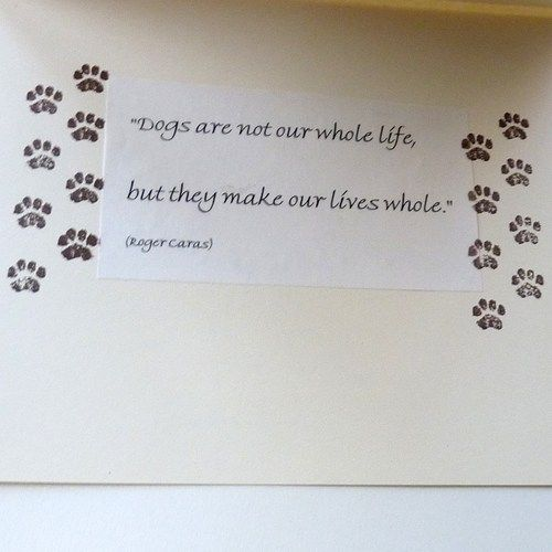 Sympathy Dog Quotes: Quotes About Sympathy And Loss. QuotesGram