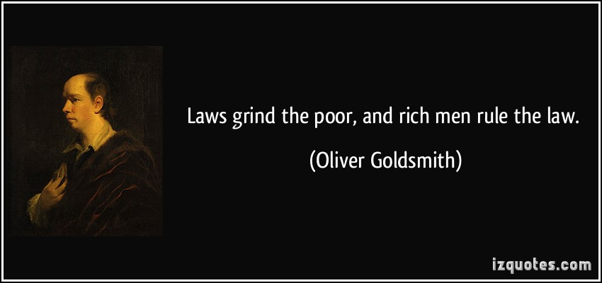 I Am The Law Movie Quote: Quotes About Poor And Rich. QuotesGram
