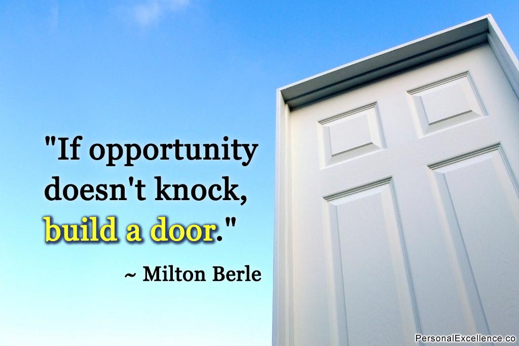 Doors of opportunity quotes quotesgram for Door quotation